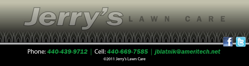 Jerry's Lawn Care Info